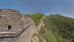 The great Chinese wall, Beijing, china